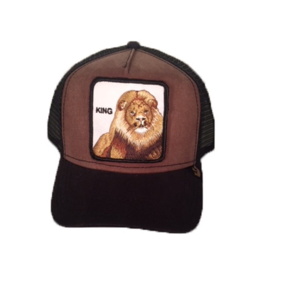 "Goorin Brothers Other - Goorin Bros. ""King"" Trucker Hat - Brown"